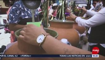 FOTO: Oaxaca celebra el Día de la Samaritana, 30 Marzo 2019