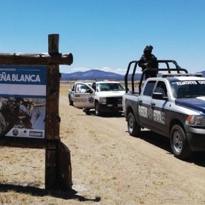 Mueren tres policías durante emboscada en Chihuahua