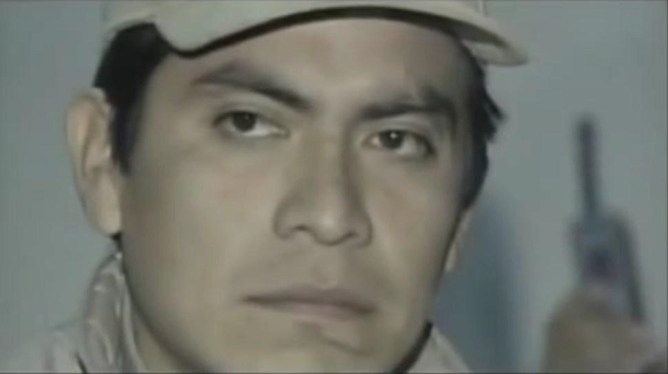 Othon Cortés Vázquez en su presentación en el penal de Almoloya de Juárez (GettyImages:Archivo)