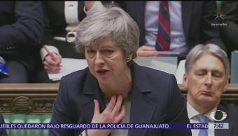 Parlamento debate sobre prórroga a Brexit