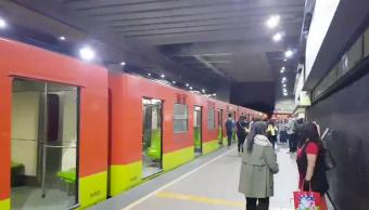Foto Persona muere caer vías Metro Copilco 7 marzo 2019