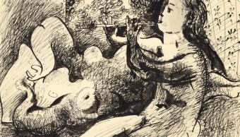 Un Picasso de 1932, subastado por 286 mil euros en París