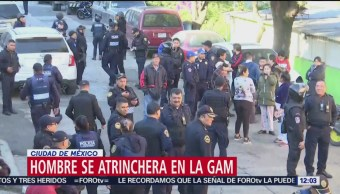 Policías sin orden de cateo abandonan operativo en la GAM