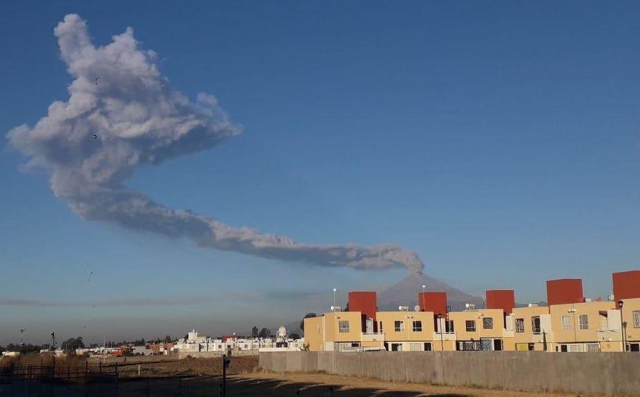 Vecinos del Popocatépetl aseguran que desconocen qué hacer en caso de erupción