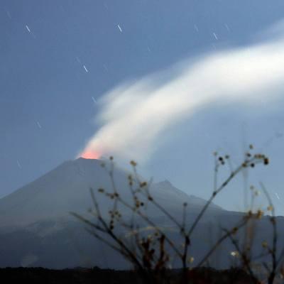 Domo del Popocatépetl presenta pocos cambios