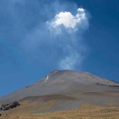 ¿Por qué le dicen 'don Goyo' al Popocatépetl?