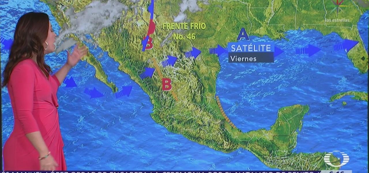 Prevén tormentas fuertes en Puebla, Veracruz, Oaxaca y Chiapas