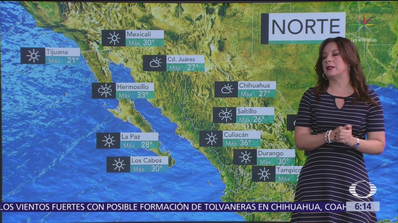 Foto: Pronostican ambiente caluroso en gran parte de México