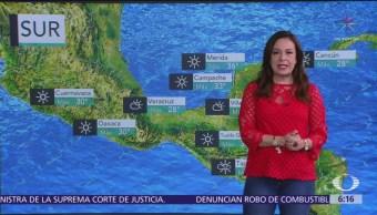Foto: Pronostican temperaturas cálidas en gran parte de México