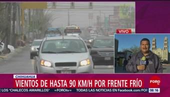 FOTO: Pronostican vientos fuertes en Chihuahua, piden tomar precauciones, Pronostican vientos fuertes en Chihuahua, piden tomar precauciones, 9 marzo 2019