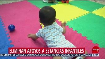 Publican en Diario Oficial acuerdo que abroga estancias infantiles