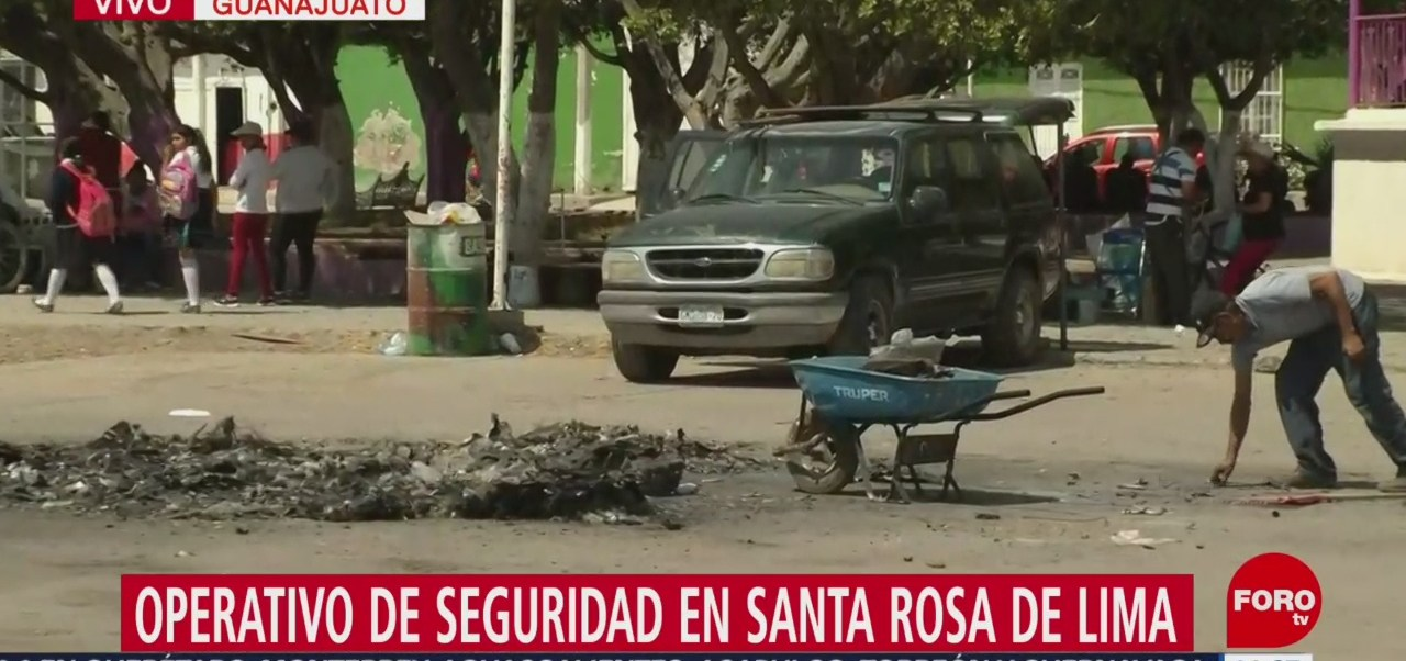 Foto: Reanudan clases en Santa Rosa de Lima, Guanajuato