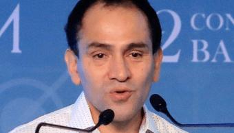 FOTO Recortes en Gobierno federal no afectarán gasto público, dice Arturo Herrera (EFE 21 marzo 2019 acapulco)
