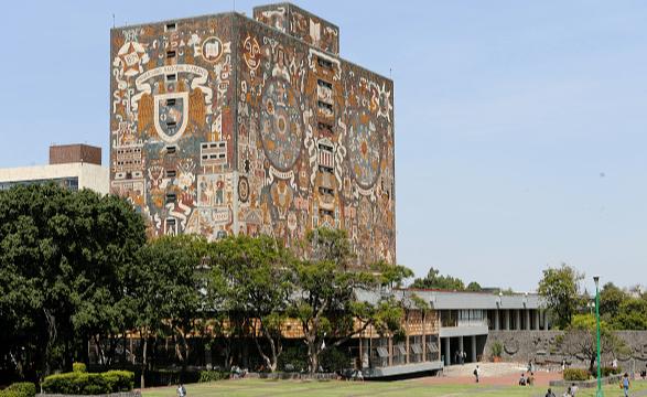 Foto: Rectoría de la UNAM, 6 de febrero de 2016. Ciudad de México, México