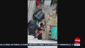 Rescatan a menor que sufría abusos en vivienda de Chalco, Edomex