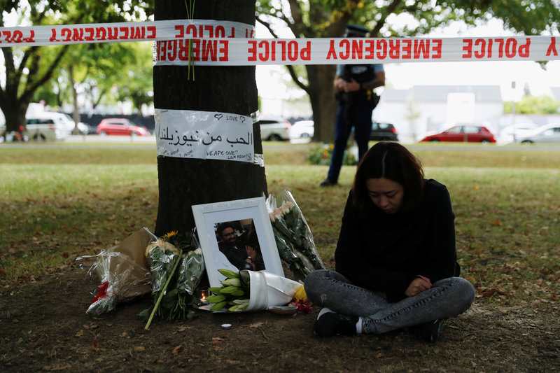 nueva zelanda imputan cargos joven por distribuir imagenes del atentado