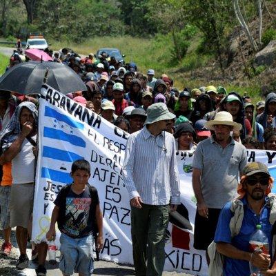 Crisis migratoria en frontera México-EU supera capacidades de Patrulla Fronteriza