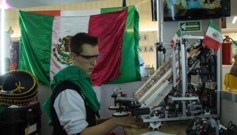estudiantes mexicanos participaran en mundial de robotica en eeuu
