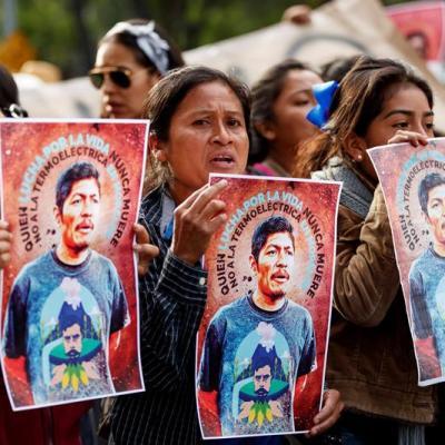 Fiscalía de Morelos sí investiga activismo de Samir Flores como móvil del asesinato