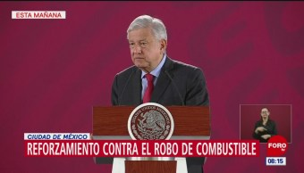 Se atendió toma clandestina en Azcapotzalco, dice AMLO