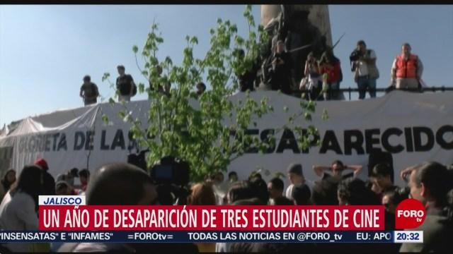 Foto: Año Caso Estudiantes Cine Desaparecidos Jalisco 19 de Marzo 2019