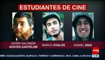 Se cumple un año del homicidio de 3 estudiantes de cine en Jalisco
