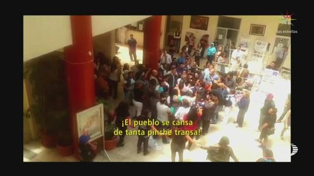 Foto: Sección 18 de la Secretaría de Salud toma la Clínica Condesa