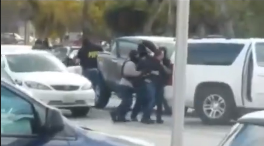 Foto: Liberan a hijos de 'Chuy' Labra, secuestrados en Tijuana, 21 de marzo 2019. Noticieros Televisa
