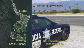 Foto: Operativo Buscar Migrantes Desaparecidos Tamaulipas 13 de Marzo 2019