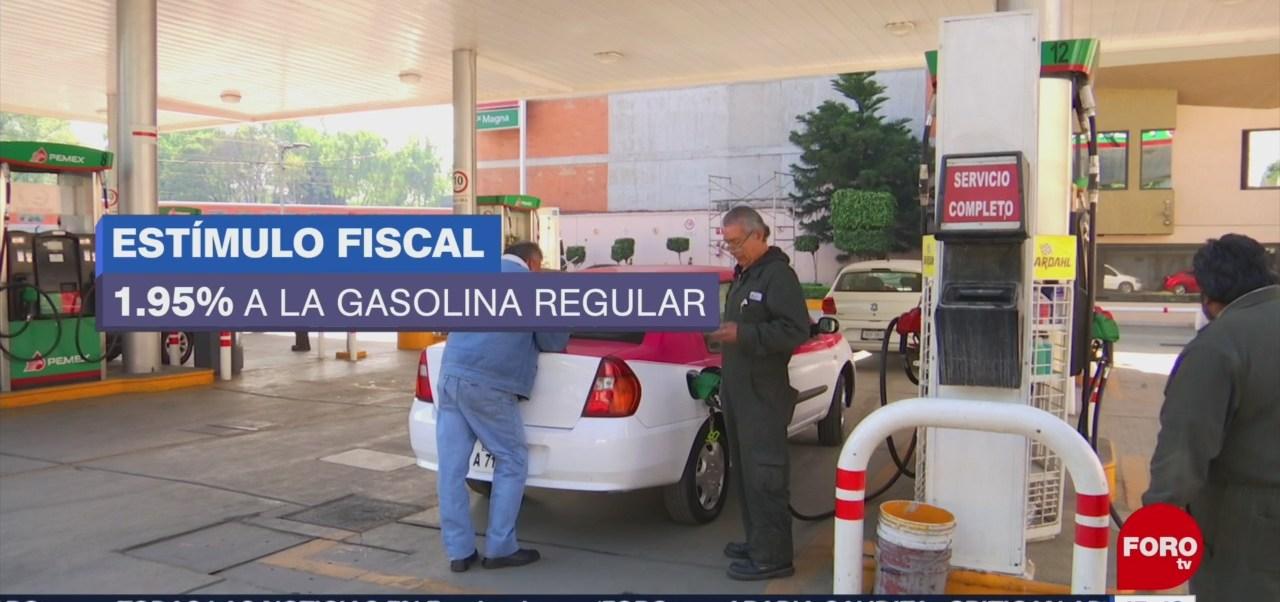 FOTO: SHCP aplicará estímulo fiscal a gasolina, 8 MARZO 2019