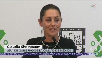 Sheinbaum denuncia usurpación de identidad de funcionaria