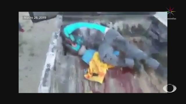 Foto: Sigue grave el pescador herido durante enfrentamiento en San Felipe