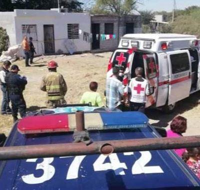Explota granada en Sinaloa; hay 3 heridos y un niño muerto