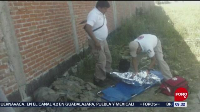 Sobrevive bebé recién nacida que fue abandonada en la calle