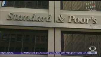 Standard and Poor's pone en perspectiva negativa calificaciones de Pemex