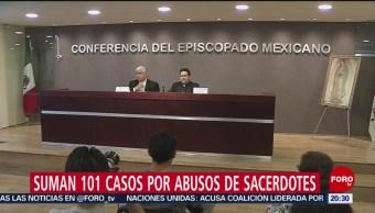 Foto: Casos Abusos Sacerdotes México 5 de Marzo 2019