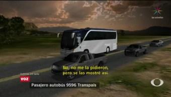 Foto: Migrantes Bajados Autobuses Tamaulipas Secuestro 12 de Marzo 2019
