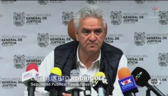Foto: Tamaulipas Ofrece Recompensa Asesinos Funcionaria 22 de Marzo 2019