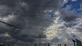 Foto: Tarde nublada en la Ciudad de México, 9 marzo 2019