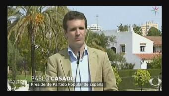 Foto: España Reacciona Carta Amlo 26 de Marzo 2019
