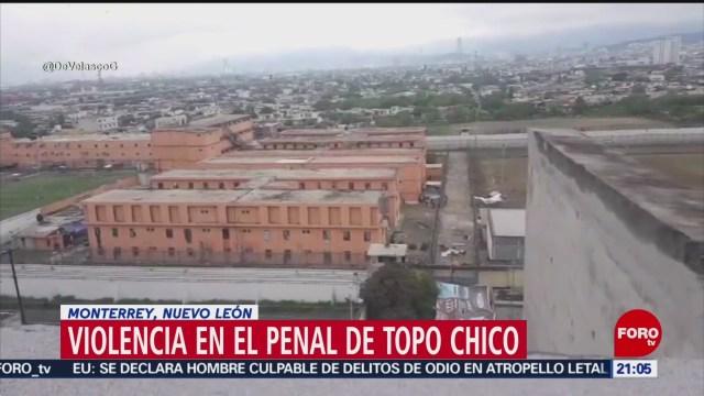 Foto: Topo Chico Penitenciarías Más Violentas México 27 de Marzo 2019