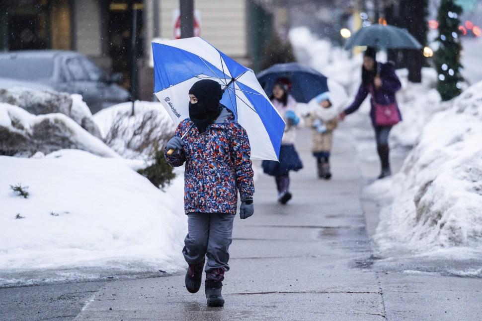 Tormentas de nieve ya han afectado diversas ciudades del medio este Estadounidense (Chicago Tribune)