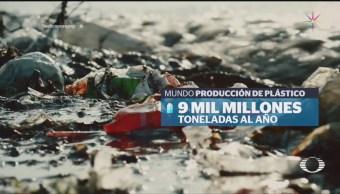 Foto: UE aprueba que se prohíba uso de plásticos de un solo uso