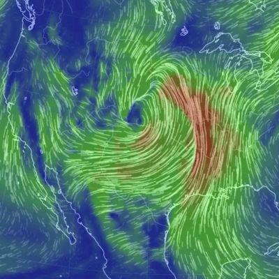 Un 'ciclón bomba' está por golpear el centro de Estados Unidos