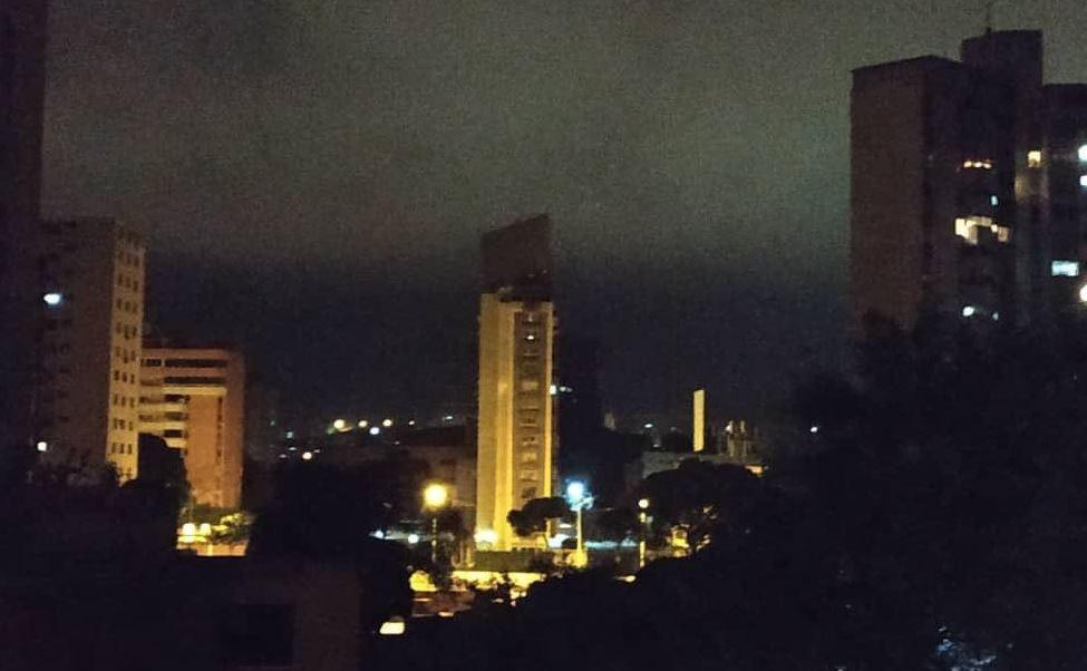 Foto:El sistema eléctrico comenzó a restablecerse poco a poco en Venezuela, 10 marzo 2019