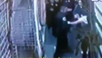 Video muestra golpiza de policías capitalinos a mujeres en Tepito