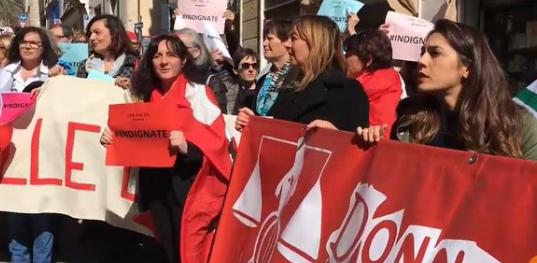 FOTO Violadores quedan libres argumentando que su víctima era masculina, pasó en Italia SBS News italia marzo 2019