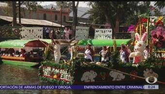 Xochimilco busca a la 'Flor Más Bella del Ejido'