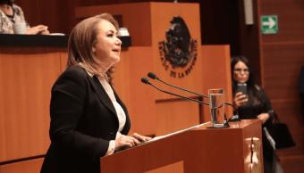 Yasmín Esquivel Mossa, designada como ministra de la Corte por senadores