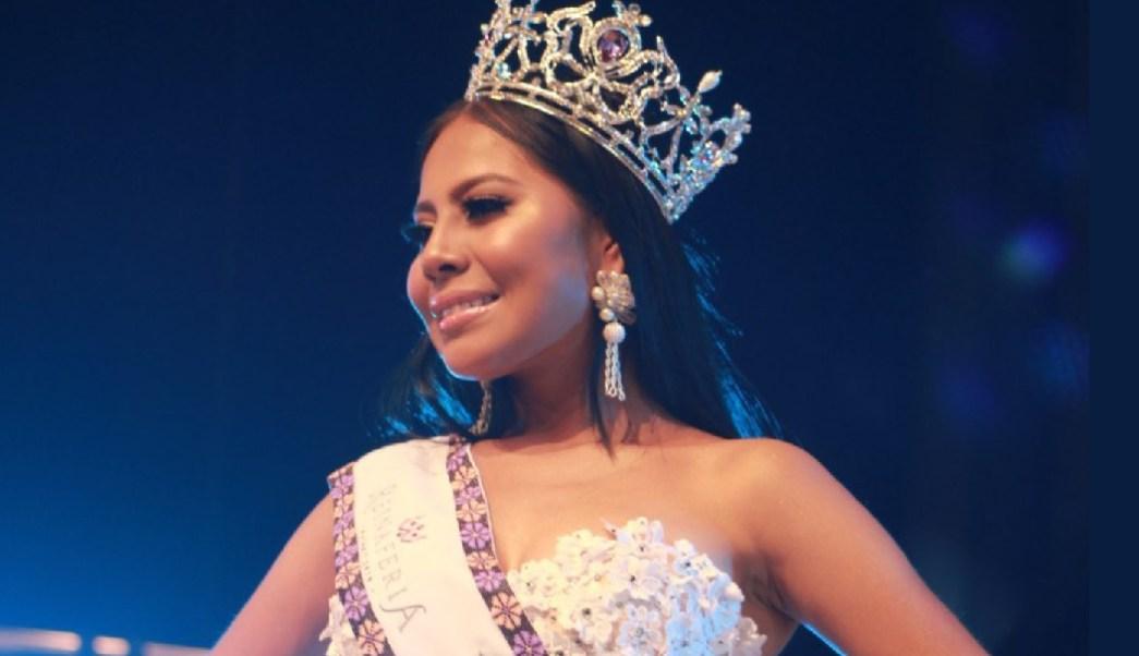 Yukaima, la indígena huichol que se coronó como la mujer más bella de Nayarit